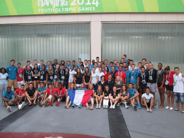 délégation française (4)