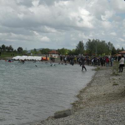 Triathlon Tricastin CD 2012