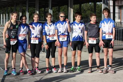 Duathlon orange 2014