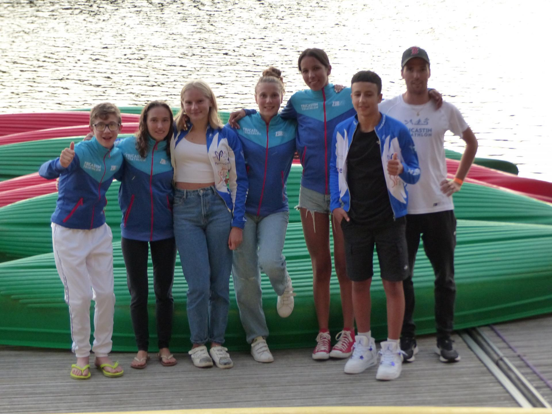 France aquathlon