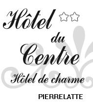Hotel du centre pierrelatte