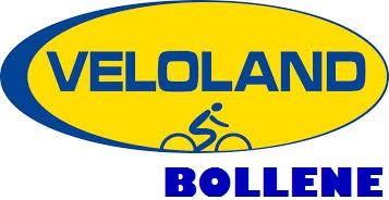 Logo veloland bollene